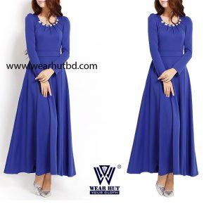 Light blue color Kurti of New Design