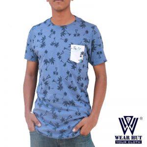 tree Print t-shirt - Design t-shirt for men's