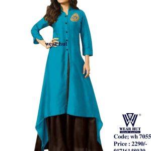 Indian Georgette kurtis for women's online shopping in Bangladesh