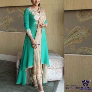 Embroidery design kurti for women's cloth store in Dhaka Bangladesh dress