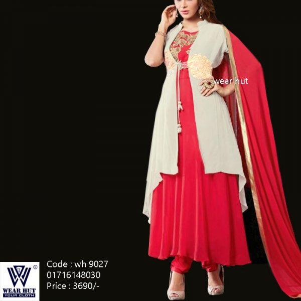 Boishakhi koty coti style dress /cloth design for women's online shopping Dhaka Bangladesh|wearhutbd.com