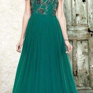 Georgette frock style kurti skirt palazzo dhaka bangladesh for eid occation wearhut bd