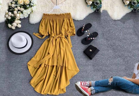 Off Shoulder long Tops Design for Girls WEAR HUT bd online shopping and Manufacturing Brand in Bangladesh nepal-min