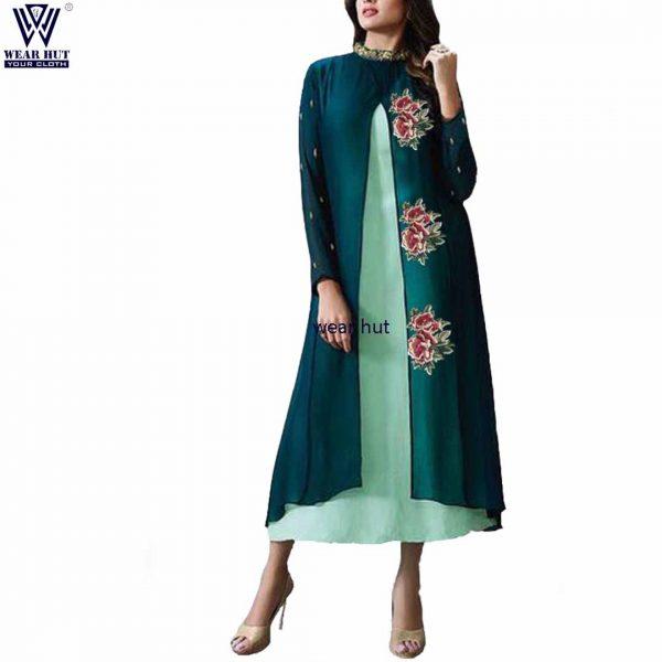 koti design for girls - long koti design for girl 2021