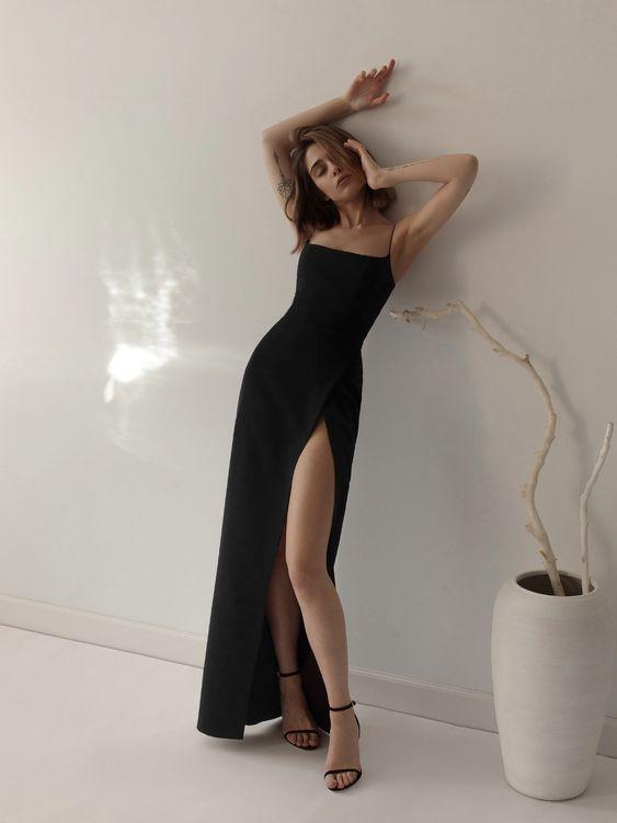 Split Dress design for girls