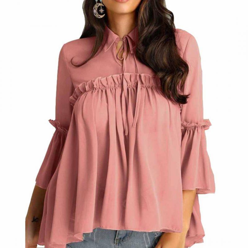 tops design for girls trendy short long dress design online shopping in Bangladesh Indian Nepal