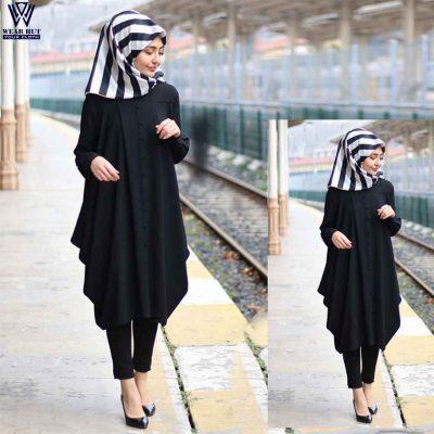 simple burqa design 2021 latest burqa design 2022 new borka design 2022